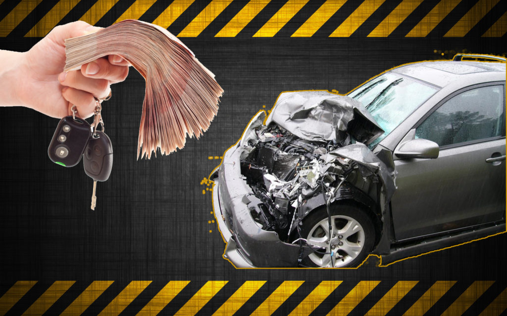 Требует деньги на ремонт авто после дтп автосалон у сервис в москве